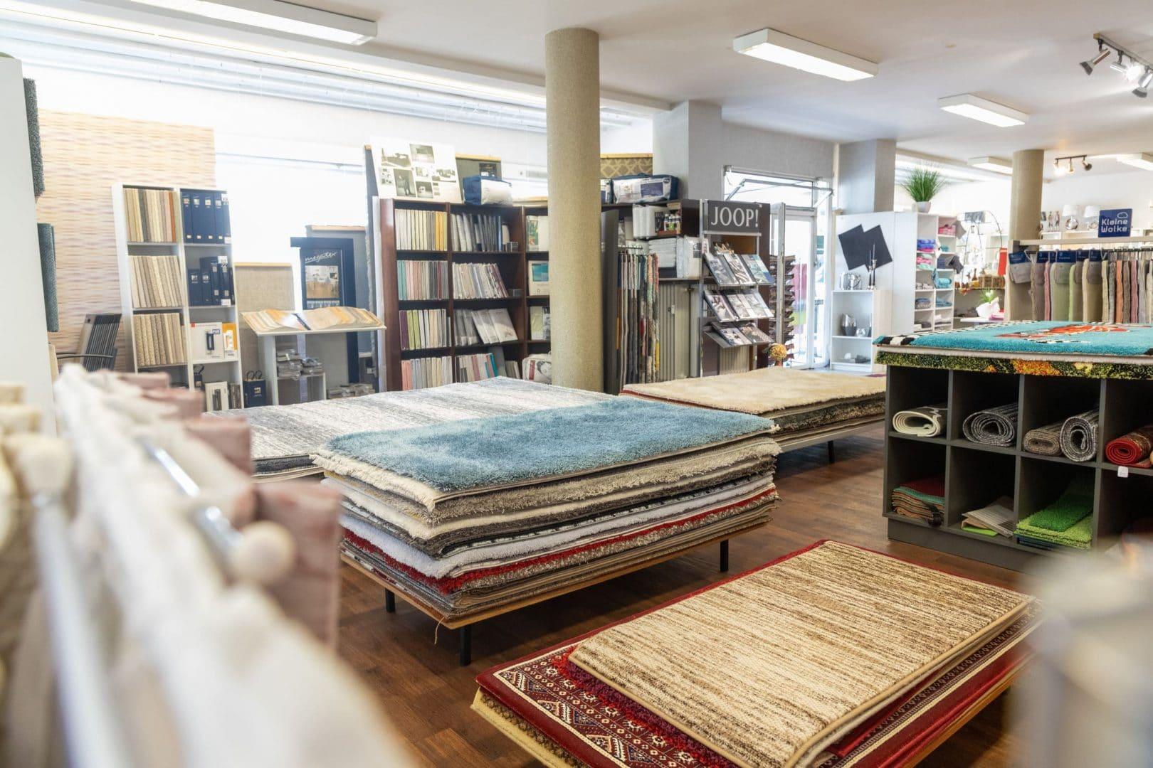 Teppiche von Raumgestaltung Leister